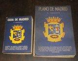 MADRID 1962 GUIA Y PLANO - foto