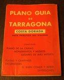 PLANO GUIA DE TARRAGONA 1963 - foto