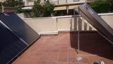 técnico de placas solares - foto