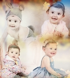 Sesión de fotos infantil - foto