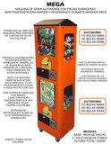 Maquina expendedora bolas de coleccion - foto