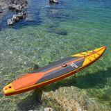 TABLA PADDLE SURF VIAMARE PRO380 ORANGE - foto