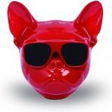 Overnis bulldog speaker rojo - foto