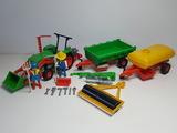 Tractor Granjero Granja Playmobil - foto