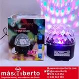 Altavoz Bola Magic Light Bluetooth - foto