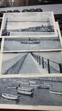antiguas postales portugalete - foto