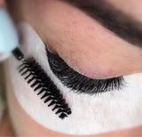 extensiones de pestañas pelo a pelo - foto
