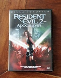 Dvd Resident Evil 2 - Apocalipsis - foto