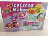 Máquina para hacer helados infantil - foto