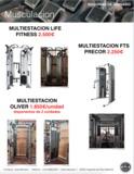 Multigimnasio, multiestacion LIFE PRECOR - foto