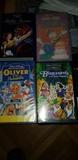 lote 4 películas Disney - foto