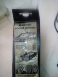Antena mobil con iman - foto