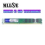 4GB 2x2 DDR3 1333Mhz 2GB - foto