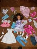 Muñeca Nancy + Conjuntos y Complementos - foto
