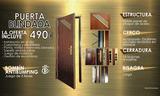 Puerta blindada low cost  en madrid - foto