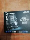 Placa Base ASUS X99A-USB 3.1 - foto