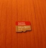 Tarjeta de memoria SanDisk Extreme 64GB - foto