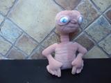 juguete peluche ete de color rosa mide 2 - foto