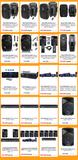 Pyle pro & cáceres  & audio stock bdn - foto