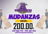 Mudanzas,portes,paqueteria,economico - foto