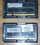 modulos memoria portatil 2x2gb 667mhz - foto