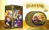 Serie slayers dvd reena y gaudi completa - foto