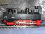 Xx locomotora vapor marklin ho - foto