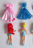 Princesas Disney Polly Pocket - foto