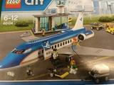 Lego Avión Pasajeros-Aeropuerto 60104 - foto