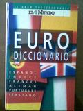 EURO DICCIONARIO (EL MUNDO) - foto