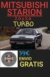 Mitsubishi starion turbo - foto