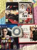 Se vende juegos de PSP Y PS4 - foto