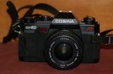 Camara de fotos analogica reflex  cosina - foto