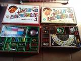 vendo 3 cajas de juegos reunidos - foto