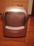 Mini Televisión portátil 12V/220v. - foto