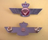 rokiski metalico paraca y piloto - foto