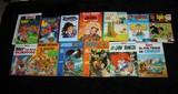 lote 13 retro comics - foto