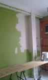 Pintor profesional Alisado de paredes - foto