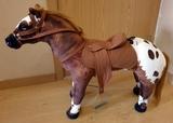 caballo peluche del vaquero con sonido - foto