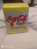 servilletero cocacola light al limon - foto