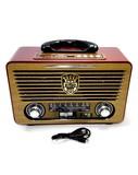 Altavoz Bluetooth Vintage MK-115BT - foto