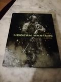 call of duty modern warfare 2 steelbook - foto