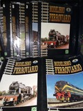 FascÍculos de modelismo ferroviario tren - foto