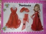 Vestido de gala nancy famosa 2013 - foto