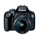 CÁmara rÉflex canon eos 4000d - foto