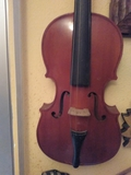 violin antiguo article - foto