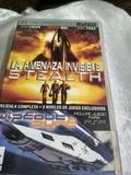 Wipeout + Stealth pelicula Psp - foto