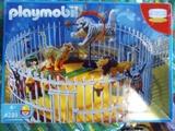 Playmobil 4233 Jaula de leones - foto