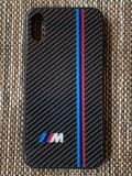 FUNDA PARA IPHONE X SERIE BMW M