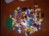 Lote de piezas lego vintage - foto